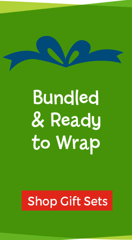 Shop gift sets, bundled and ready to wrap.