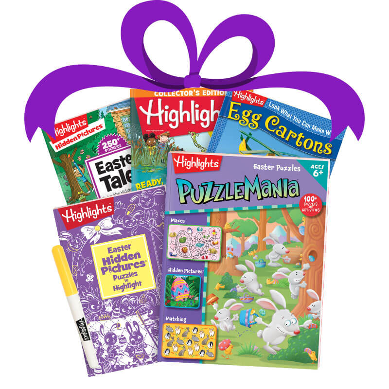 Easter Activity Pack Ages 6+
