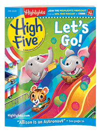 Highlights High Five Magazine