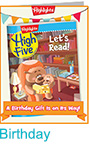 HHF Birthday Card