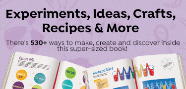 Filled with experiments, ideas, crafts, recipes and more, our super-sized Highlights Book of Things to Do includes over 530 ways to make, create and discover.