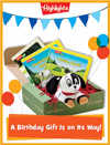 Let's Grow Fold Birthday Gift Announcement