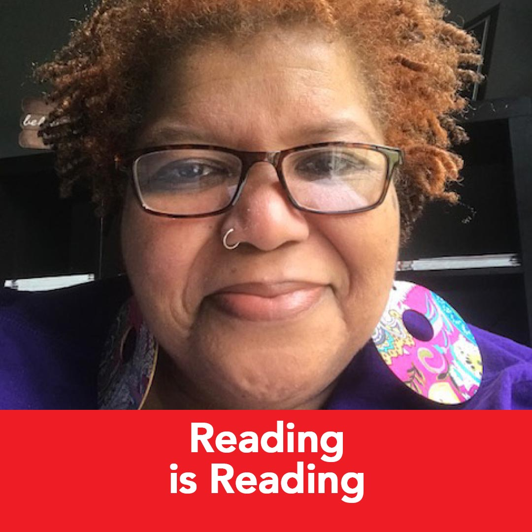 Podcast: Reading is Reading