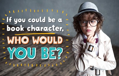 what book character would you be