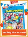 Mathmania Printable