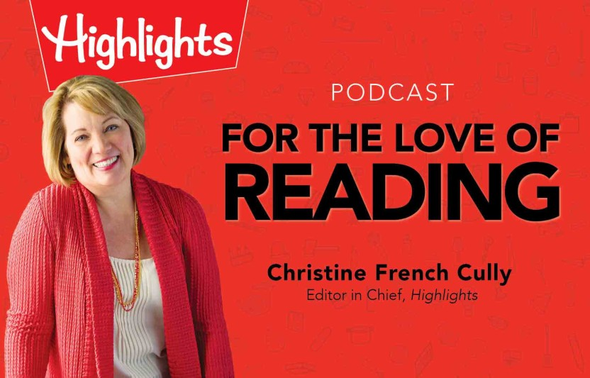 Introducing For the Love of Reading Podcast