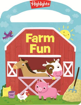 Farm Fun Carry-and-Play Board Book