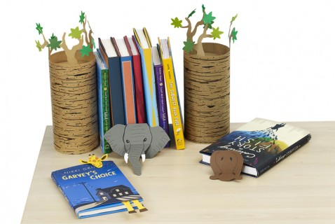 BAOBAB TREE BOOKENDS