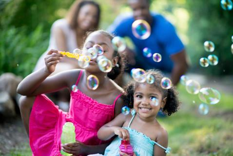 Craft Your Own Summer Fun with Bubbles