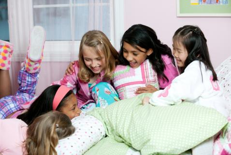Host an Epic Sleepover!