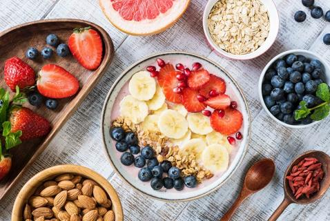 Kids in the Kitchen: Smoothie Bowls