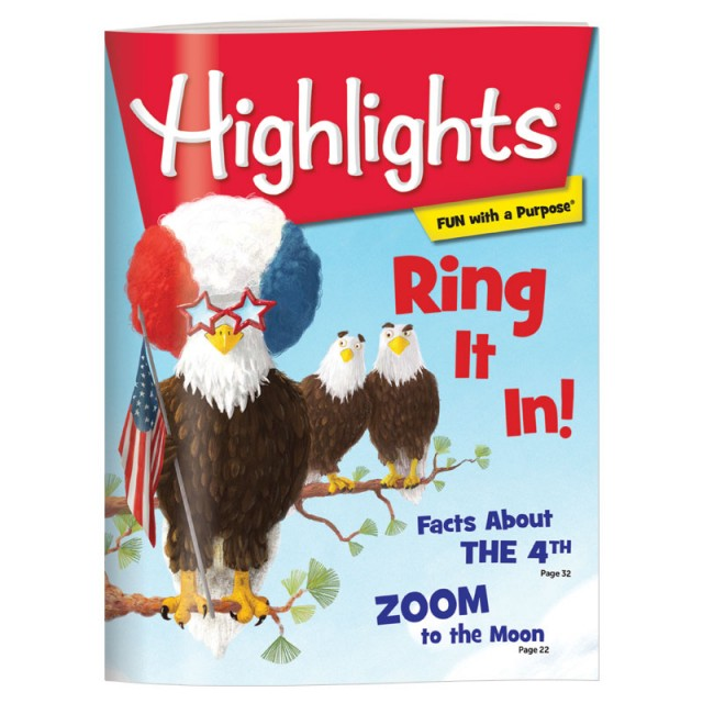 Highlights Magazine for Kids