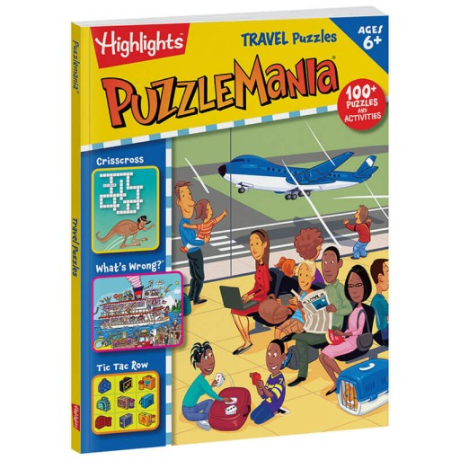 Puzzlemania Travel Puzzles