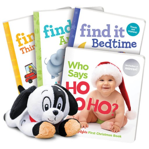 Christmas Gift Set Ages 0-2