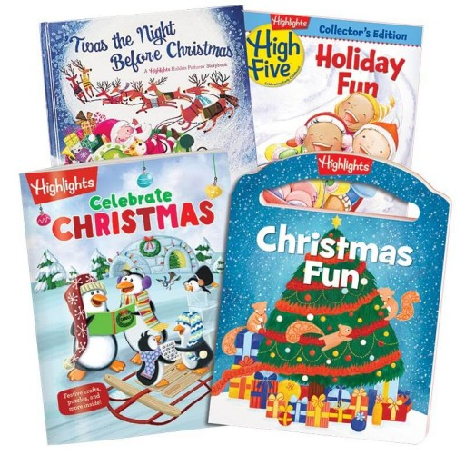 Christmas Gift Set Ages 3-6