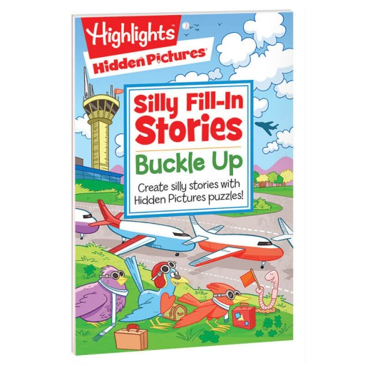 Silly Fill-In Stories: Buckle Up book