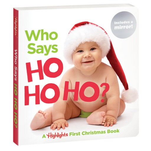 Who Says Ho Ho Ho Book