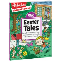 Hidden Pictures Easter Tales Book