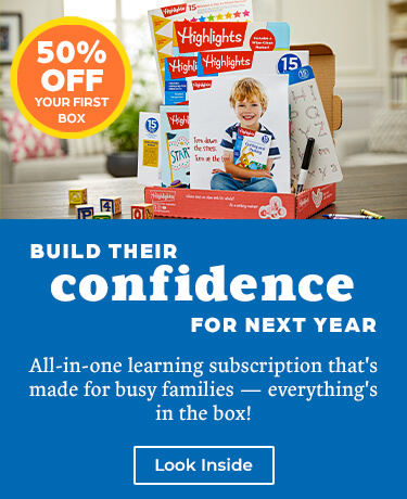 Get new skills to practice every month with our learning subscriptions – 50% OFF your first box!