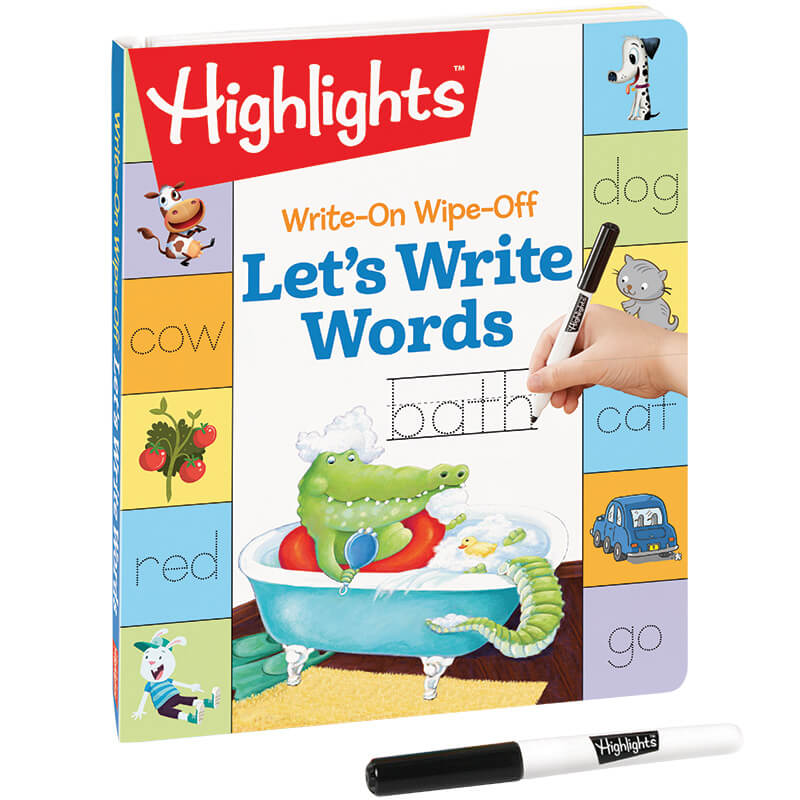 Premise Indicator Words: Write-On Wipe-Off Let's Write Words