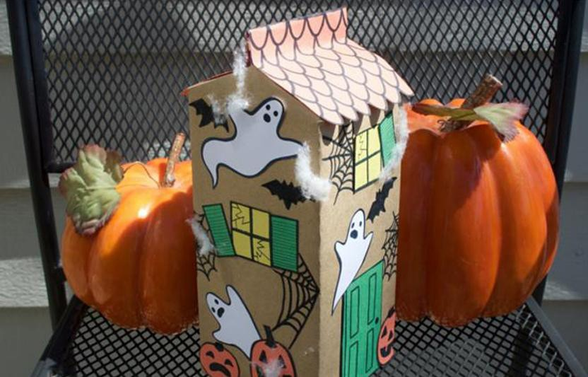 halloween haunted house craft for kids highlights your child you
