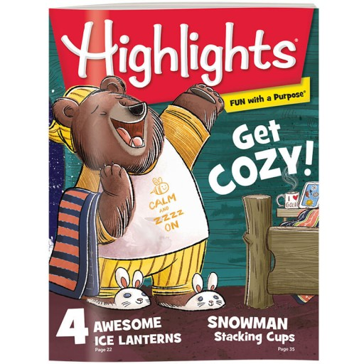 Highlights Magazine Cover